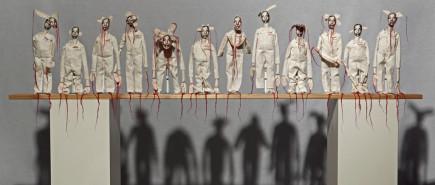 figurative textile sculpture pigeonholed stereotypes Jody MacDonald